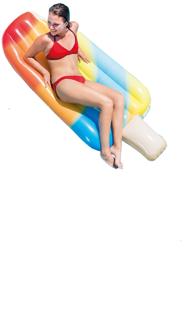 Pool floats INTEX Popsicle Float 58766